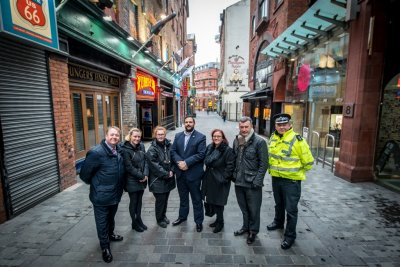 Liverpool Bid Company Partnership Exclusec Security