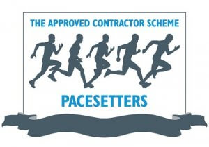 The Approved Contractor Scheme Pacesetters