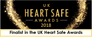 UK Heart Safe Awards 2018