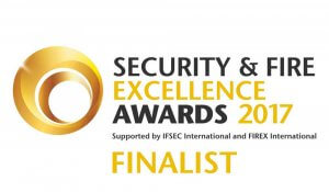 Security & Fire Excellence Awards 2017