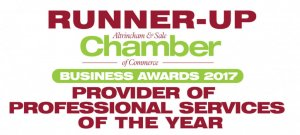 Altrincham & Sale Chamber Business Awards 2017