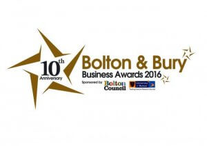 Bolton & Bury Business Awards 2016