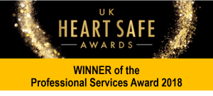 UK Heart Safe Awards 2018