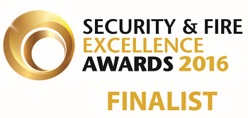Security & Fire Excellence Awards 2016 - Finalist (Event Security Team of the Year)