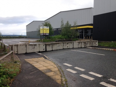 Concrete Barrier Hire